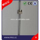 Thermoelement-Zubehör-Bajonett-Messing Ni-Überzogener Adapter