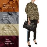 100%の純粋な性質の衣服のための絹のデジタルによって印刷される絹のHabotaiファブリック