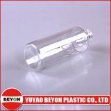 Plastikflasche des transparenten Haustier-50ml mit runder Schulter (ZY01-B011)