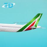 Avion à grand plan Modèle A330-200 Jouet modèle de résine Alitalia