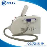 Mlkj portatile macchina Elight + ND YAG laser A4 per la rimozione indolore permanente dei capelli