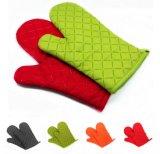 Cookware 4 перчаток безопасности микроволновой печи цвета резиновый