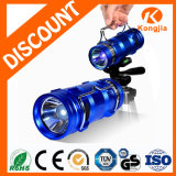 Indicatori luminosi subacquei blu di immersione subacquea LED dell'indicatore luminoso laterale dell'indicatore luminoso 2 di pesca del LED con la maniglia