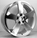 A roda orlara bordas da roda da liga da réplica da alta qualidade para Audi