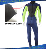 Costume de bain thermale coloré UV de 3mm Men