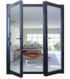 Porte en aluminium de tissu pour rideaux fabriquée en Chine (PNOCCMD0036)