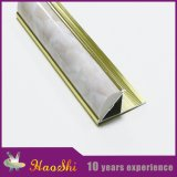 Guarnição de alumínio da telha da extrusão luxuoso