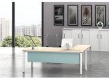 オフィス用家具のための現代優雅な鋼鉄スーパーバイザーの机の足