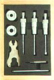 信管測合環が付いているマイクロメートルの盲目穴の中の3ポイント