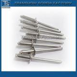 acier en aluminium de 4X8mm 5052 rivets des abat-jour DIN7337