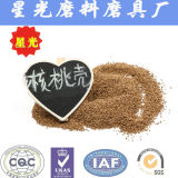 모래 분사를 위한 호두 쉘 모래 또는 모래 /Grain /Powder 연마재