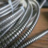 Conduit flexible d'acier inoxydable de couplage