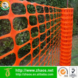 オレンジプラスチック構築の安全塀1.2*30.4m
