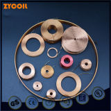 Bobine de Zy de bobine d'en cuivre de bobine de Tesla