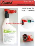 Pulverizador da extremidade da mangueira de jardim da espuma, 1L frasco, 32oz, tampão 28 410