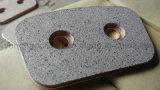 Tecla cerâmica Vtj-7 da embreagem da superfície áspera da alta qualidade