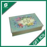 De aangepaste Vakjes van de Gift van het Document van de Kleur met de Boog Fp600154 van het Lint