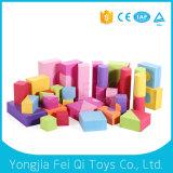 소프트웨어 거품 빌딩 블록 48 큰 아이들의 교육 장난감 빌딩 블록 폼 블록