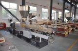 Fabricante de granulación de la máquina del laboratorio de la fibra de vidrio Tse-65