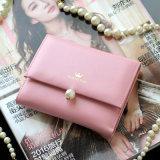 Saco cor-de-rosa do partido do cetim dos sacos de embreagem da noite (00012)