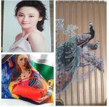 Impresora plana ULTRAVIOLETA para el papel pintado de mármol del PVC del ABS con la cabeza de impresión de Seiko