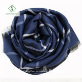 Signora calda Fashion Satin Silk Scarf dello scialle del plaid di vendita