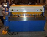 Máquina de estaca de corte da máquina/placa da guilhotina Qh11d-3.5X1250 mecânica