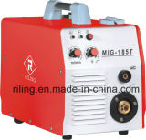 De Machine van het Lassen van mig IGBT (mig-160T/180T)