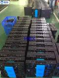 옥외 P5.95 발광 다이오드 표시 스크린 P3.91/P4.81/P5.95/P6.25 Die-Casting 알루미늄 내각 임대 발광 다이오드 표시
