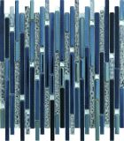 ISO9001 (AJJ27C-4)の水晶モザイク・タイルの高品質