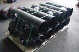 Het Gelijke T-stuk van het Roestvrij staal Wp316/316L van de Montage van de Pijp ASME B16.9