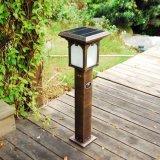 Heißes verkaufendes Solargarten-Licht alles des Großhandelspreis-LED in einem System