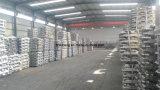 工場中国製アルミニウムインゴットA7 99.7%