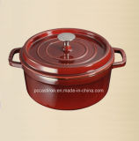 Esmalte de hierro fundido Cookware Fabricante de China.