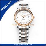 日付の防水の有名なブランドのInterhangeableストラップの腕時計
