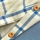 工場綿のモーテルのための青い慰める人セット