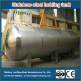 De elektrische het Verwarmen Tanks van de Holding van het Roestvrij staal, de Tank van de Opslag van het Roestvrij staal