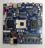 Cartão-matriz do PC do carro com GM45 e processador do núcleo