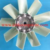 Wasser-Becken-Ventilator mit den hellen und breiten Schaufeln