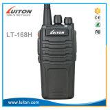 frecuencia ultraelevada de la radio portable Lt-168h de Luiton 10watt del transmisor del rango largo del 10km