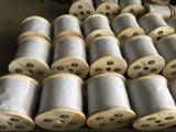 찬 표제 강철 특별한 사용 및 건축 의 밧줄, 응용에 의하여 직류 전기를 통하는 철강선을 그물로 잡는 포장 검술