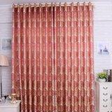 Tissu décoratif populaire de rideau en jacquard de l'arrêt total 2017 (05F0038)