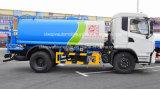 12000L Shacman 물 탱크 트럭 트럭 12 톤 물 물뿌리개