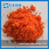 Neuer Stapel 2017 des Ammonium-Cer-Nitrats