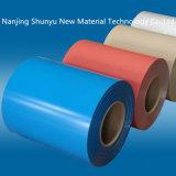 Il professionista da colore del fornitore PPGI PPGL dello Shandong ha ricoperto la bobina d'acciaio di Aluzinc