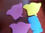Kundenspezifisches EVA-Schaumgummi-Futter für Installationssatz oder Spielwaren umweltfreundliches EVA materielles Futter