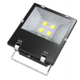 주차장 LED Floodlighting 200W 최고 광도 IP65 알루미늄
