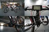 MEDIADOS DE kit eléctrico de la conversión de la bici del motor impulsor de BBS01 36V 350W
