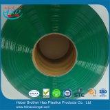 Grünen die Massenaktien ESD machen 3mm starke Vinylstreifen-Vorhang-Tür-Installationssätze glatt