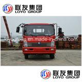 輸送のためのSinotruk Cdw 4X2の棒の貨物トラック